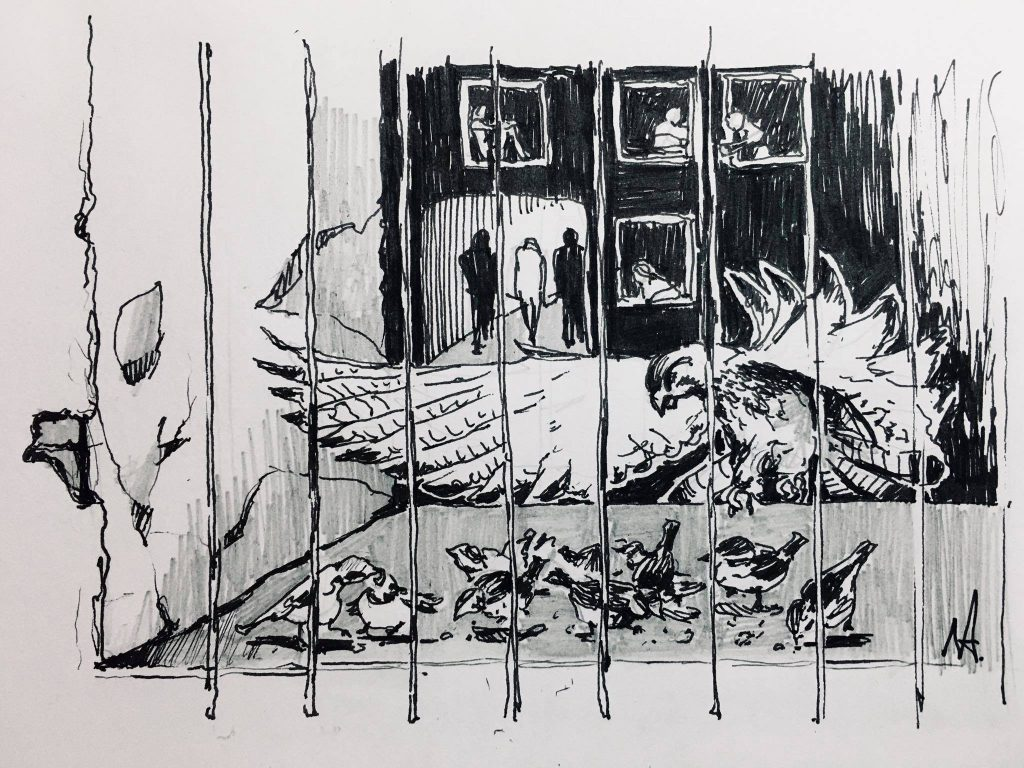 тюрьма, преступник, лечение, унижение