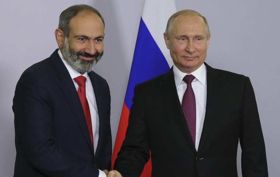 Ռուսաստան, Մոսկվա, Հաղթանակի շքերթ, Հայրենական Մեծ պատերազմ, Նիկոլ Փաշինյան, Դմիտրի Պեսկով, Ռուսաստանի նախագահի մամուլի քարտուղար