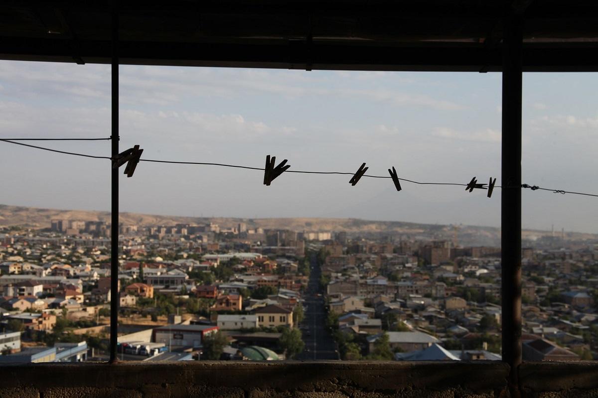 Ереван, район Сари-таг, боша, Армения