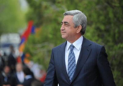 Սերժ Սարգսյանը