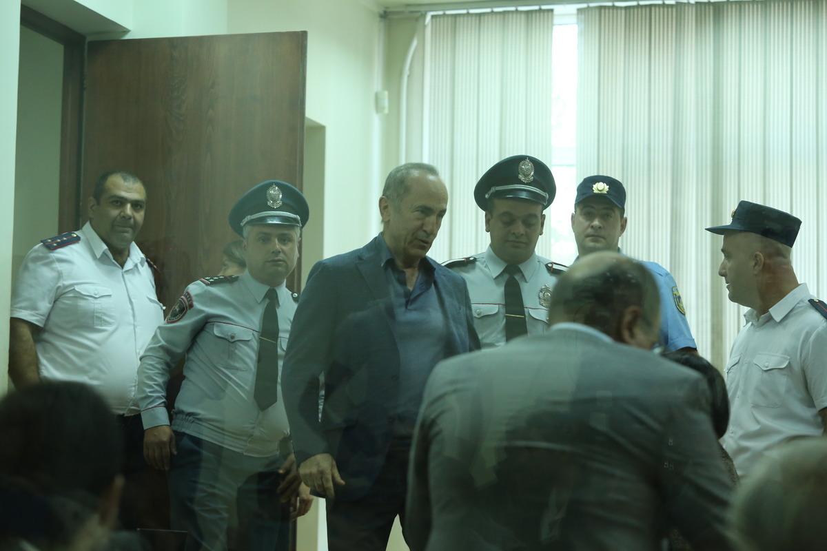 Роберт Кочарян, Армения,