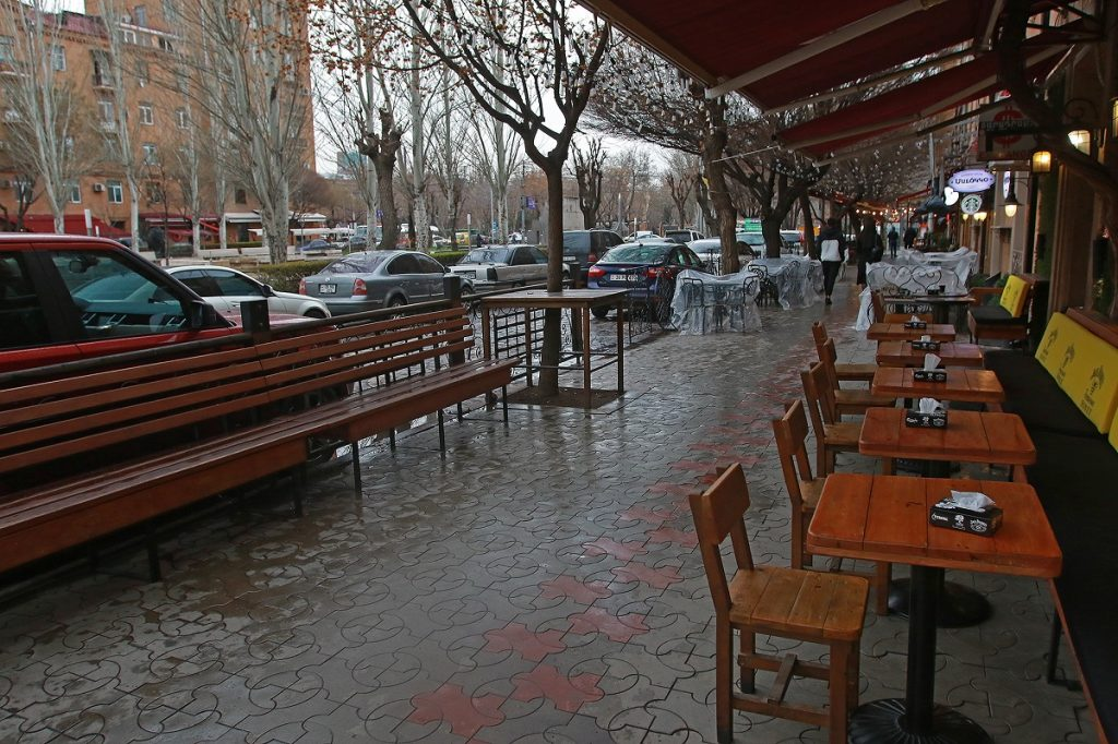 Հայաստան, տնտեսություն, կորոնավիրուս, հետևանքներ, կառավարության քայլեր, միջոցառումներ