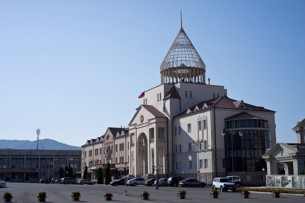 Nagorno-Karabakh, president, Arayik Harutyunyan
