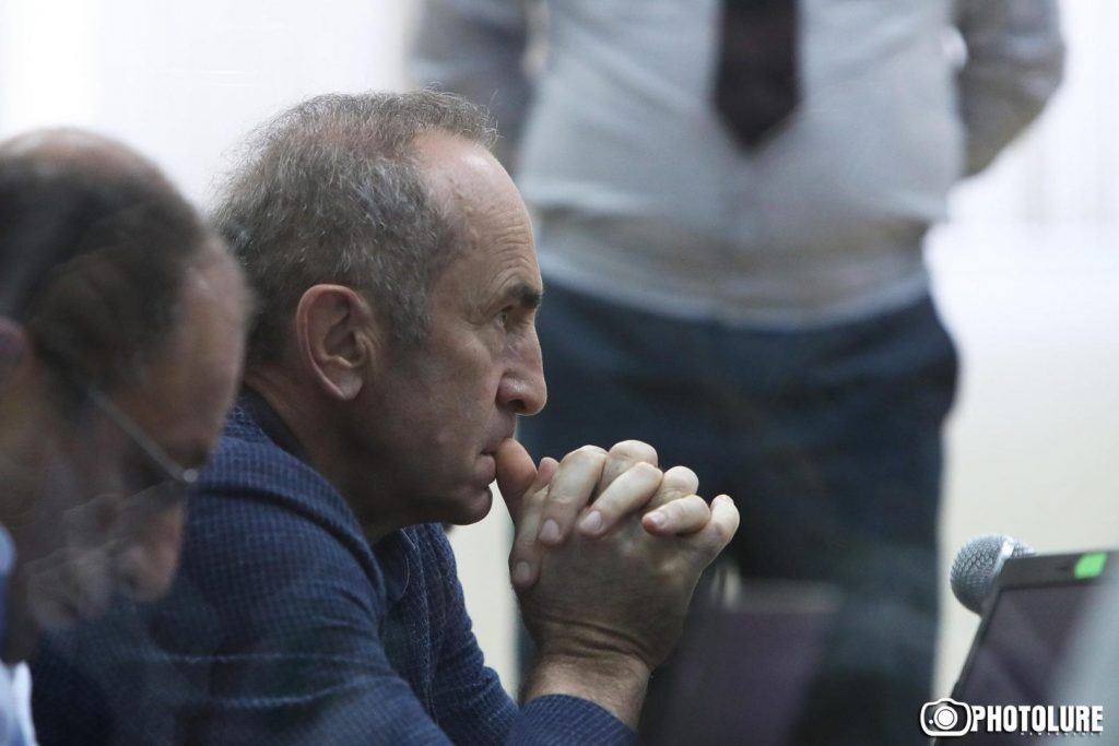 ex-president, Robert Kocharyan, European Court of Human Rights, March 1 case, recommendations of the European court, Kocharyan's lawyers