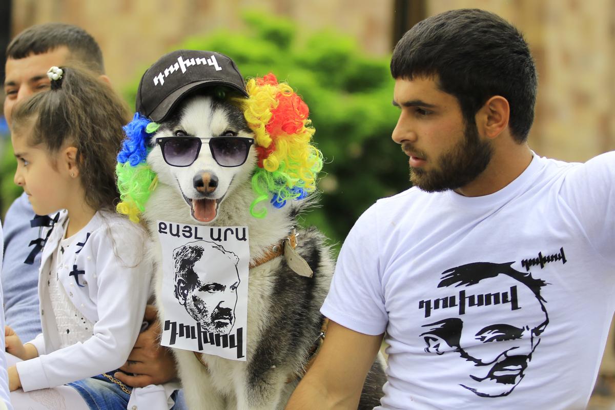 Armenia, Velvet Revolution, Two Years Later, Anti-Corruption,