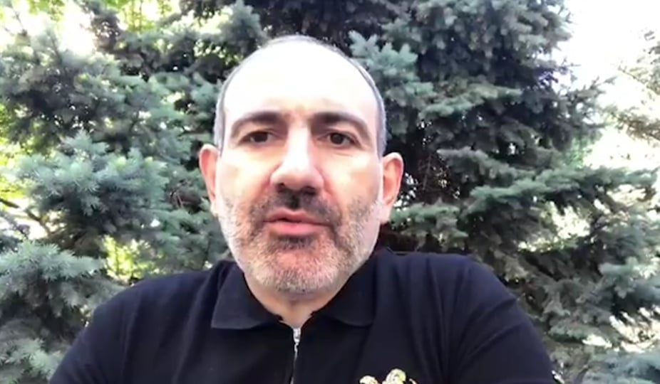 Nikol Pashinyan, Infected, coronavirus, covid19