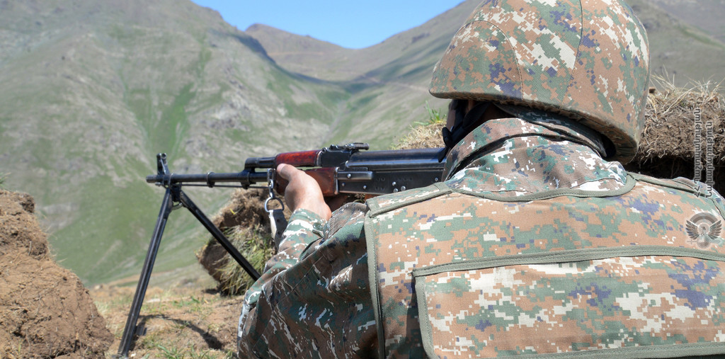 Armenian-Azerbaijani border, Zohrab Mnatsakanyan, Ilham Aliyev, Nikol Pashinyan, shootout, seizure of positions, violation of the ceasefire, violation of the border,