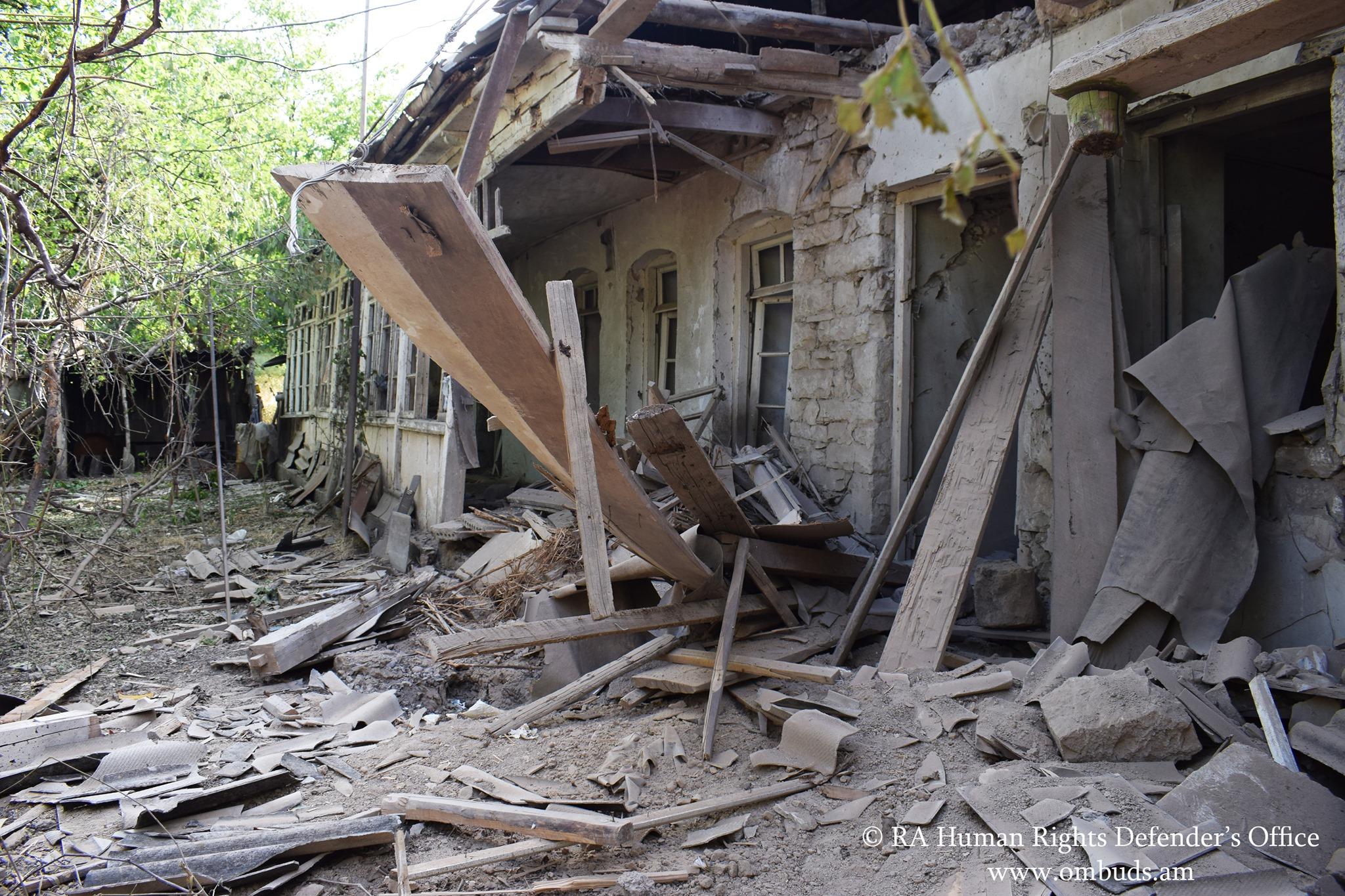 Никол Пашинян, Тавуш, Tavushstrong, Азербайджан, июльские столкновения, эксалация на армяно-азербайджанской границе, политические выводы, экономические подсчеты, ущерб Тавушской области,