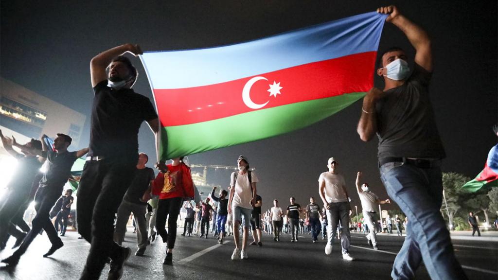 Москва, драки между азербайджанцами и армянами, нападения, обострение отношений между Азербайджаном и Арменией,