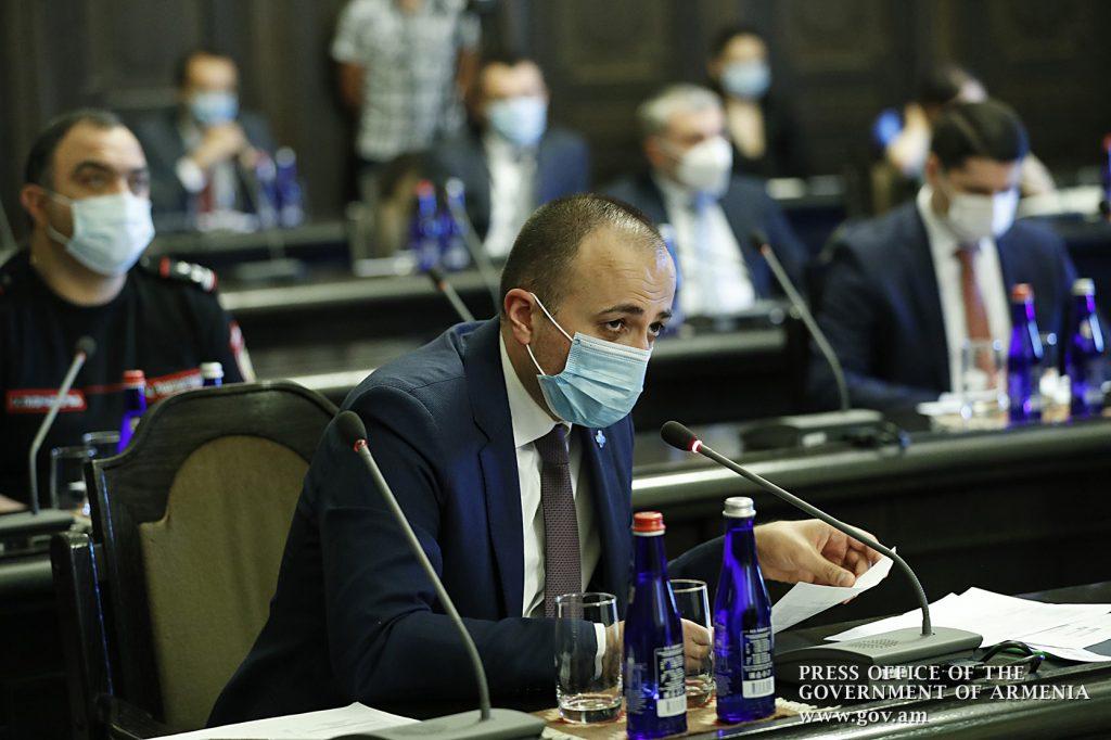 coronavirus, vaccine, Minister of Health, Arsen Torosyan, prime minister, Nikol Pashinyan, Moderna, Noubar Afeyan,
