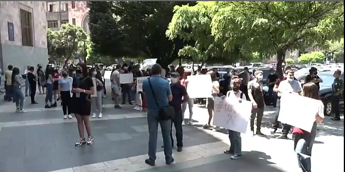 high school graduates, Armenian higher education, passing score, choice of profession, new rules for college admission