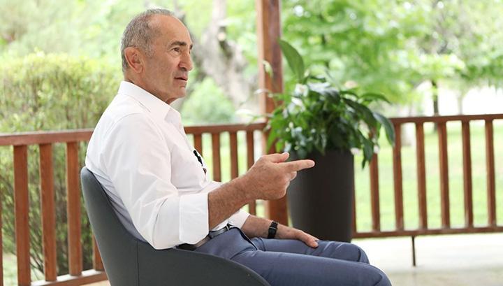 Robert Kocharyan, Armenian-Azerbaijani border, Karabakh conflict, Nikol Pashinyan, Karabakh conflict, Azerbaijani-Turkish military exercises,