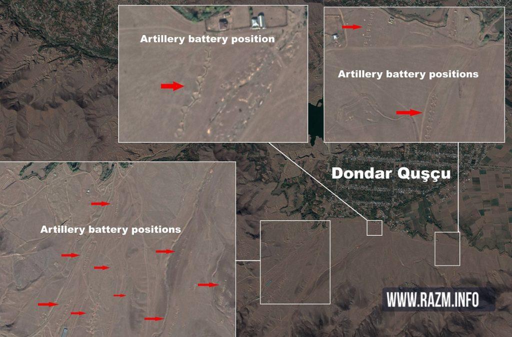 Armenian-Azerbaijani border, Tavushstrong, Tavush, Tovuz, fighting, artillery, drone,