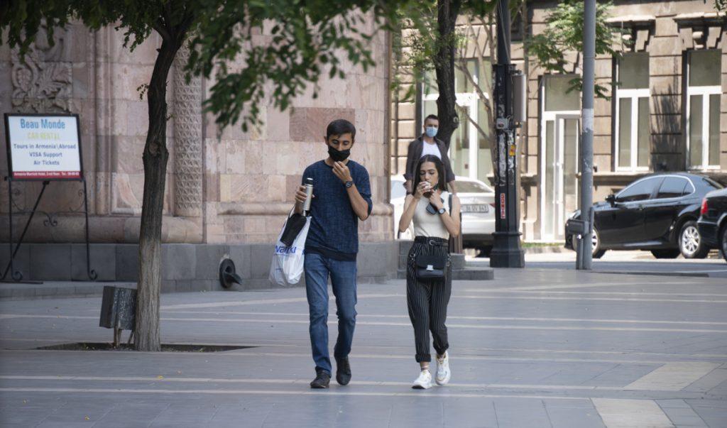 կորոնավիրուս, Հայաստան