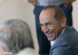 Russian president, Putin, congratulations, birthday, Robert Kocharyan, telegram, phone conversation