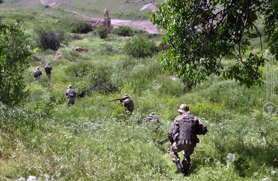 Turkish-Azerbaijani military exercises in Nakhchivan, Armenian military capabilities, assessment of the situation, op-ed, former advisor to the Armenian defense minister, military expert, David Jamalyan, Russia, Iran, Turkey, Armenian armed forces, Armenian defenses, April War, Four-Day War, July escalation,