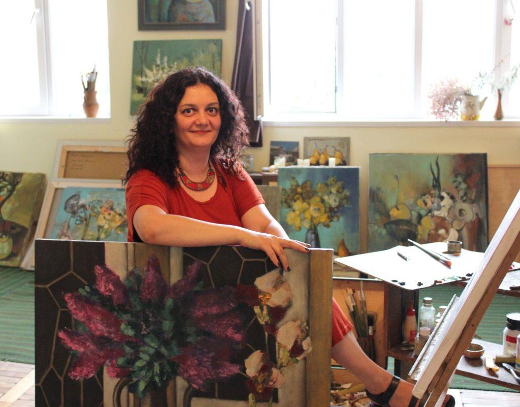 искусство, коронавирус, оптимистичные истории, депрессия, чрезвычайное положение, художник, галереи,