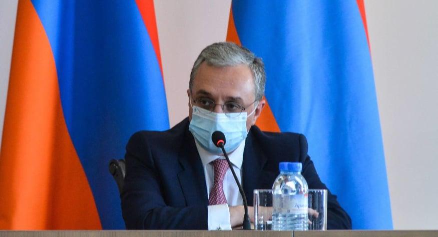 Zohrab Mnatsakanyan, Egypt, Armenian Foreign Ministry, Nagorno-Karabakh, Azerbaijan,