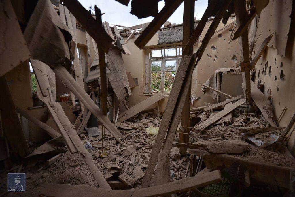 война, ситуация в Карабахе, мнение из Карабаха, ситуация в военной зоне, роль Турции, признает ли Армения Карабах, демаркация,