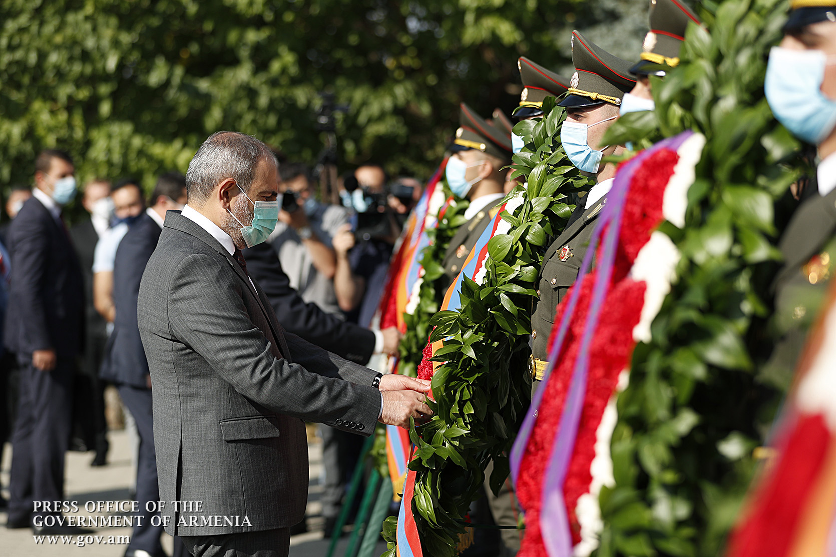 Independence Day of Armenia, Nikol Pashinyan, Prime Minister, Armenia's development strategy until 2050,
