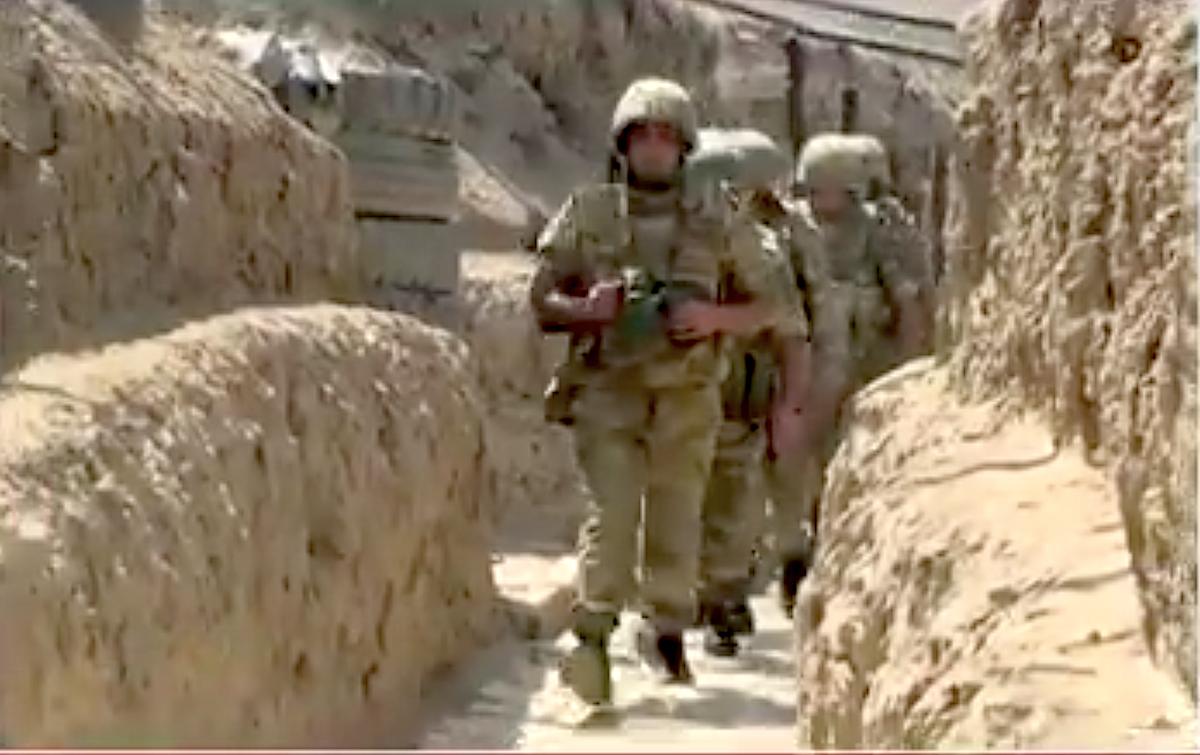Hostilities resume around Karabakh, martial law introduced in Armenia. Live update
