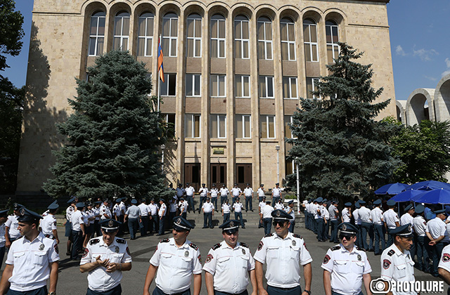 Hrayr Tovmasyan, Constitutional Court of Armenia,