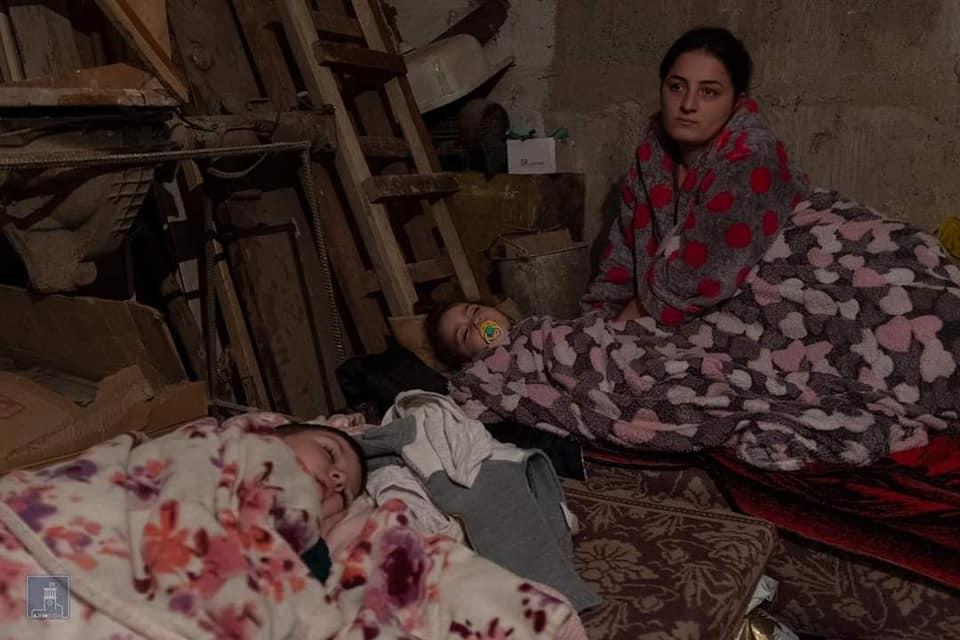 война, сборы в убежище, ситуация в Карабахе, журналист из Карабаха, ситуация в военной зоне, роль Турции, признает ли Армения Карабах, что думают об этом в мире,
