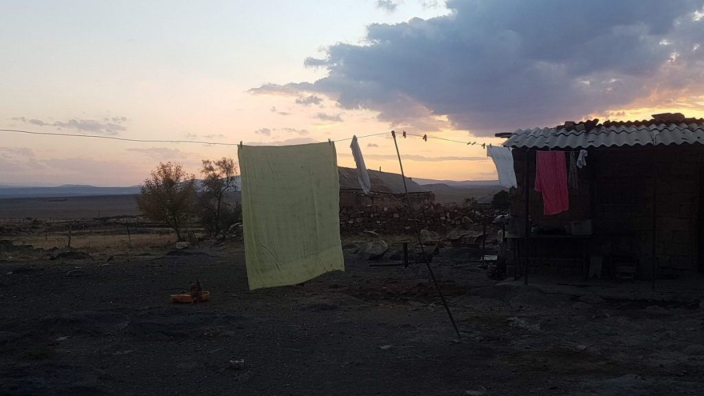 Armenia, village Tlik, Armenia