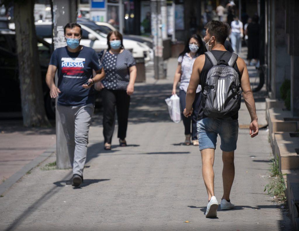 Հայաստան, կորոնավիրուս, օրվա տվյալներ, թվեր, տարածում