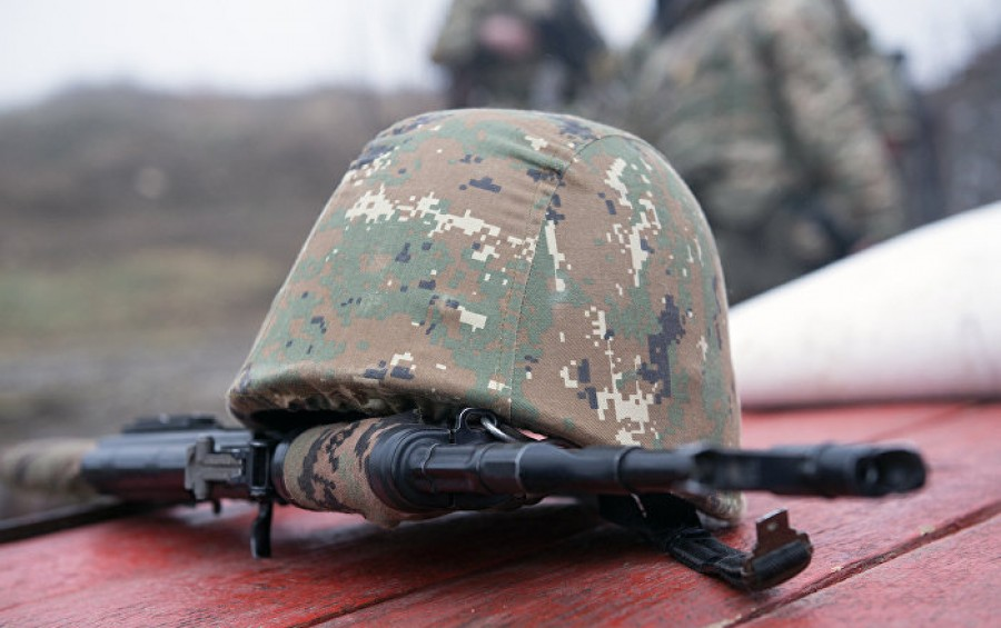 : армяно-азербайджанская граница, убит солдат, Тавуш, Никол Пашинян, Давид Тоноян, министр обороны