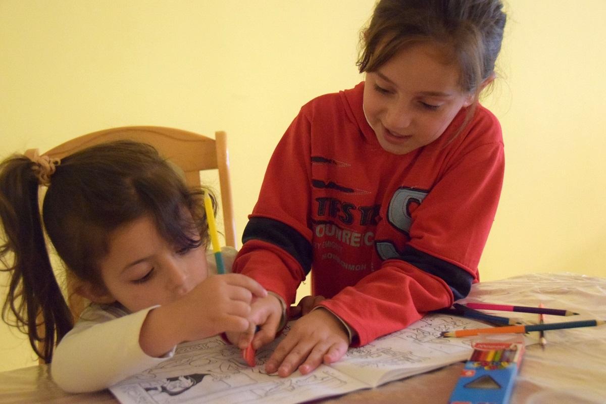 Нагорный Карабах, Арцах, карабахцы, Горис, фотографии, дети, женщины, оставшиеся без крова из-за боевых действий, историм, рассказы, переселение,