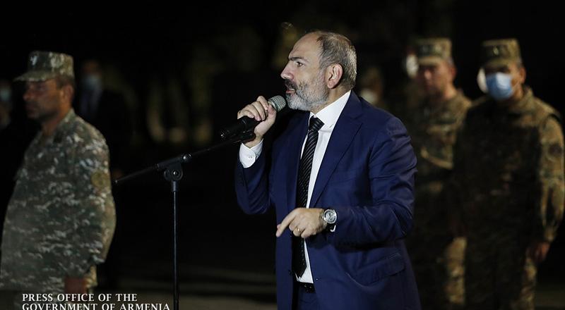 карабахский вопрос, дипломатическое решение, война, военные действия, премьер-министр Армении, Никол Пашинян, встать на защиту Родины с оружием в руках,