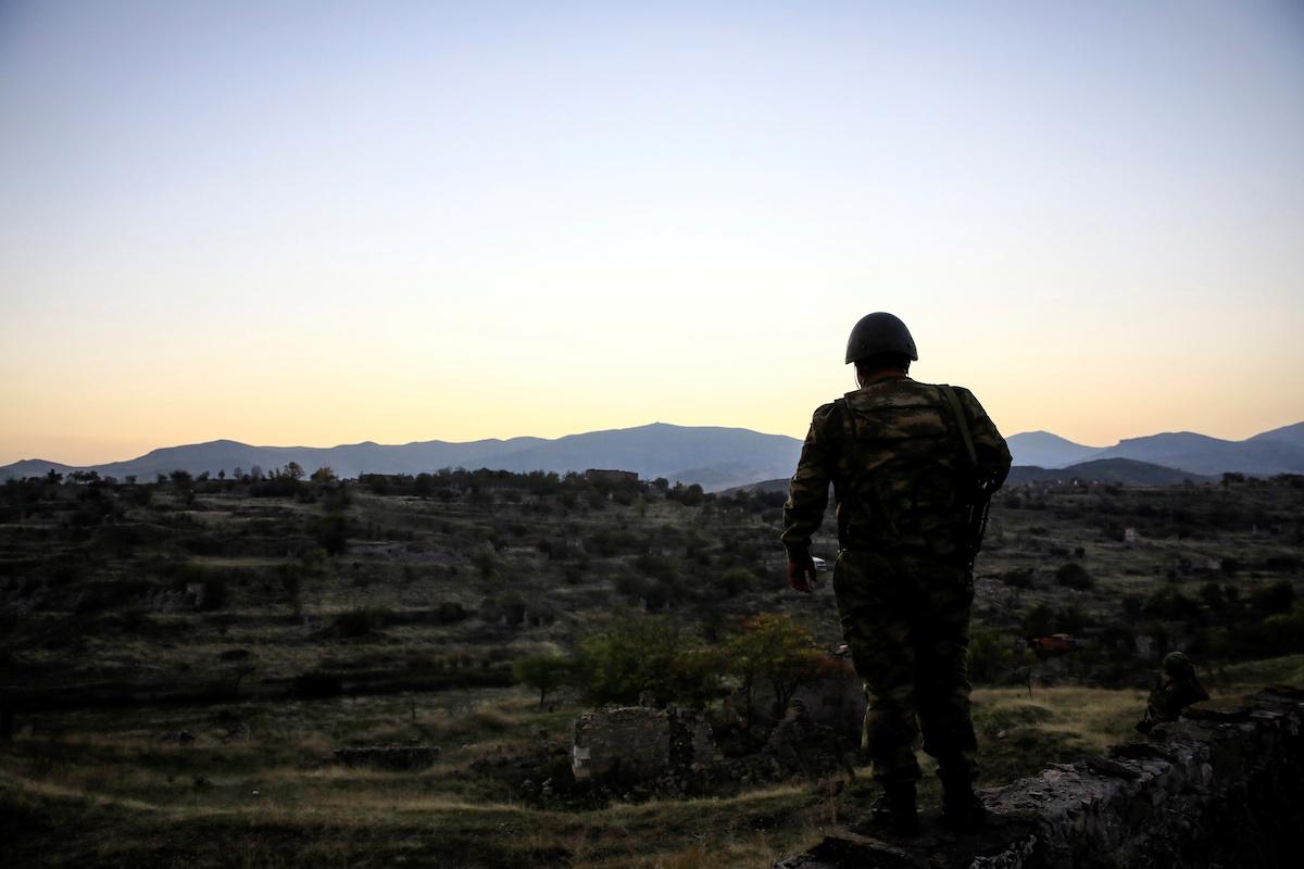 Արցախ, Հայաստան, Ադրբեջան, հակամարտություն,