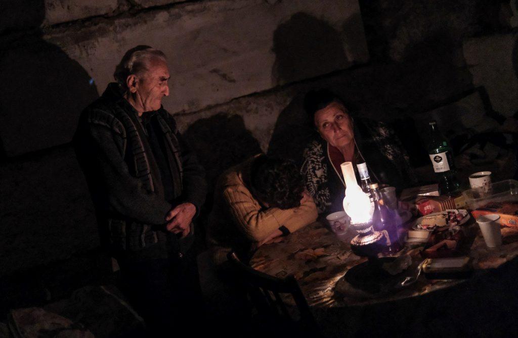 Карабах, военные действия, война, обстрел, Степанакерт, история, обстрел насленных пунктов, мирные жители, Азербайжан, Нуне Мартиросян, как живут люди,