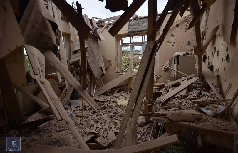 мэрия Еревана, помощь Карабаху, восстановление Степанакерта, столица Нагорного Карабаха, новости Карабах, новости Армения,