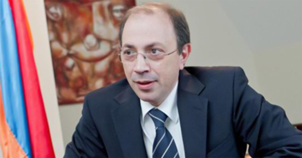 Հայաստան, արտգործնախարար, ԱԳՆ, Արա Այվազյան, Փաշինյան,