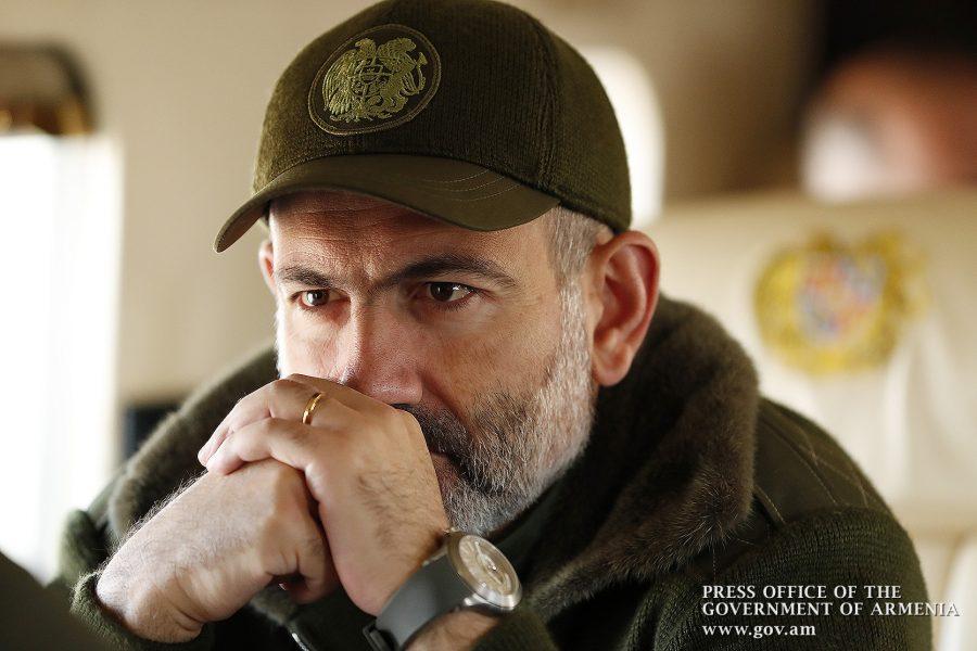 Armenia, crisis, Nikol Pashinyan,
