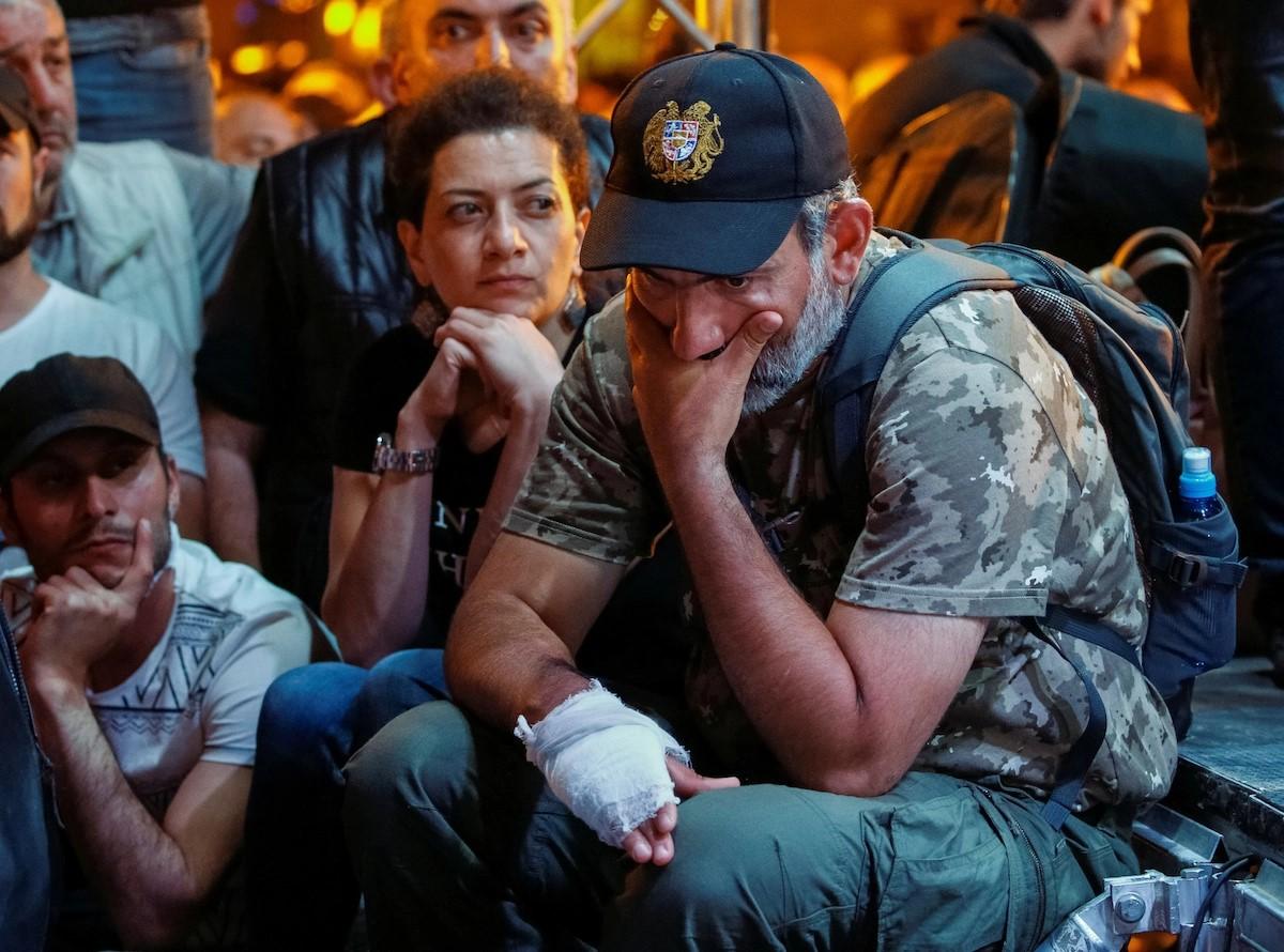 ответственность, премьер Армении, Никол Пашинян, анализ ошибок, карабахская проблема, заявление 10 ноября, прекращение огня в зоне конфликта, ситуация в Карабахе,