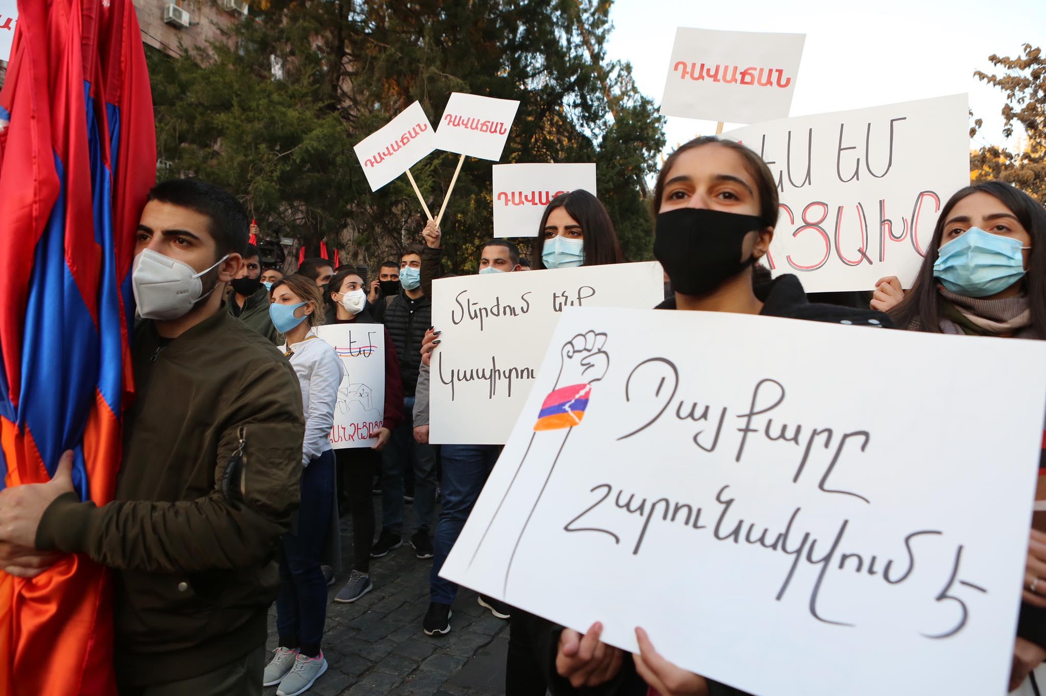 Հայաստան, Արցախ, խաղաղապահ գործողություններ, Թուրքիա, ԱԳ նախարար, Զոհրաբ Մնացականյան, հեռախոսազրույց, ԵԱՀԿ Մինսկի խումբ, համանախագահ երկրների ներկայացուցիչներ,