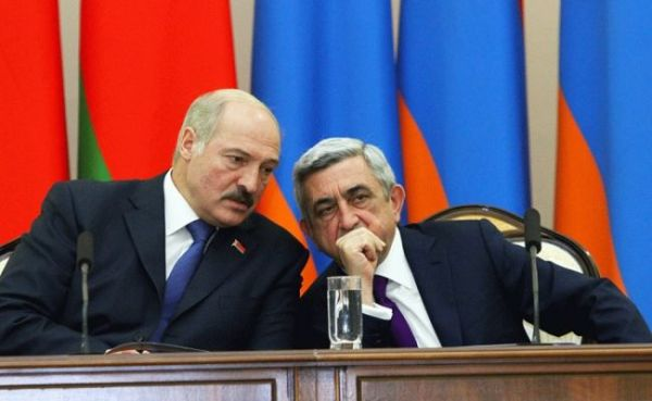 Serzh Sargsyan, Alexander Lukashenko, Karabakh, territories around Karabakh, $ 6 billion ransom, leaking the conversation between Serzh Sargsyan and Alexander Lukashenko into the network,