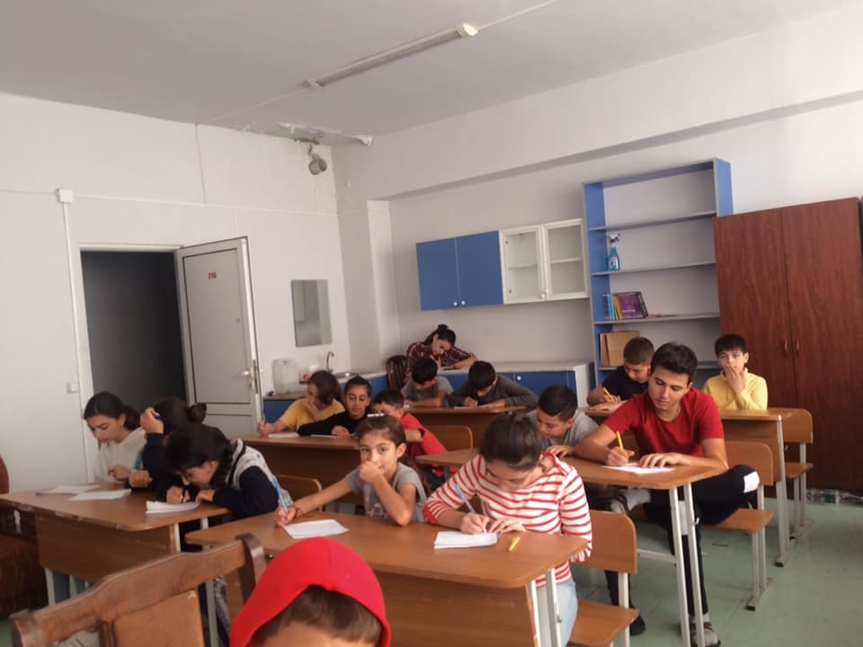 Armenia, Nagorno-Karabakh, Artsakh, education, Karabakh war, Ministry of Education,