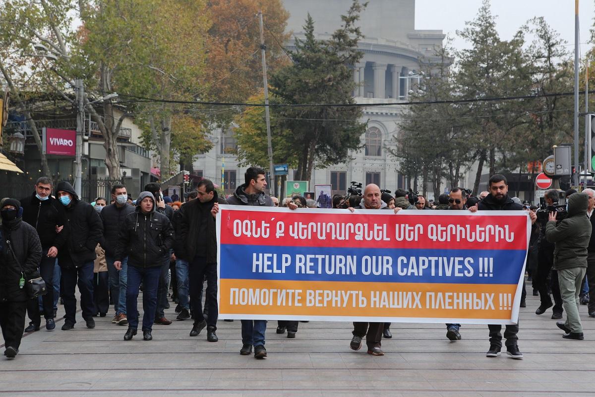 Armenia, Azerbaijan, prisoners of war, actions of the Armenian side, the process of returning prisoners, the war in Karabakh