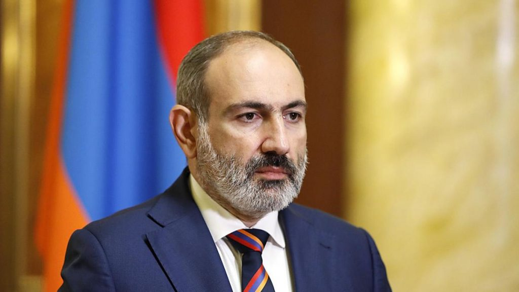 compromise, proposal from the Prime Minister of Armenia, early parliamentary elections, 2021,