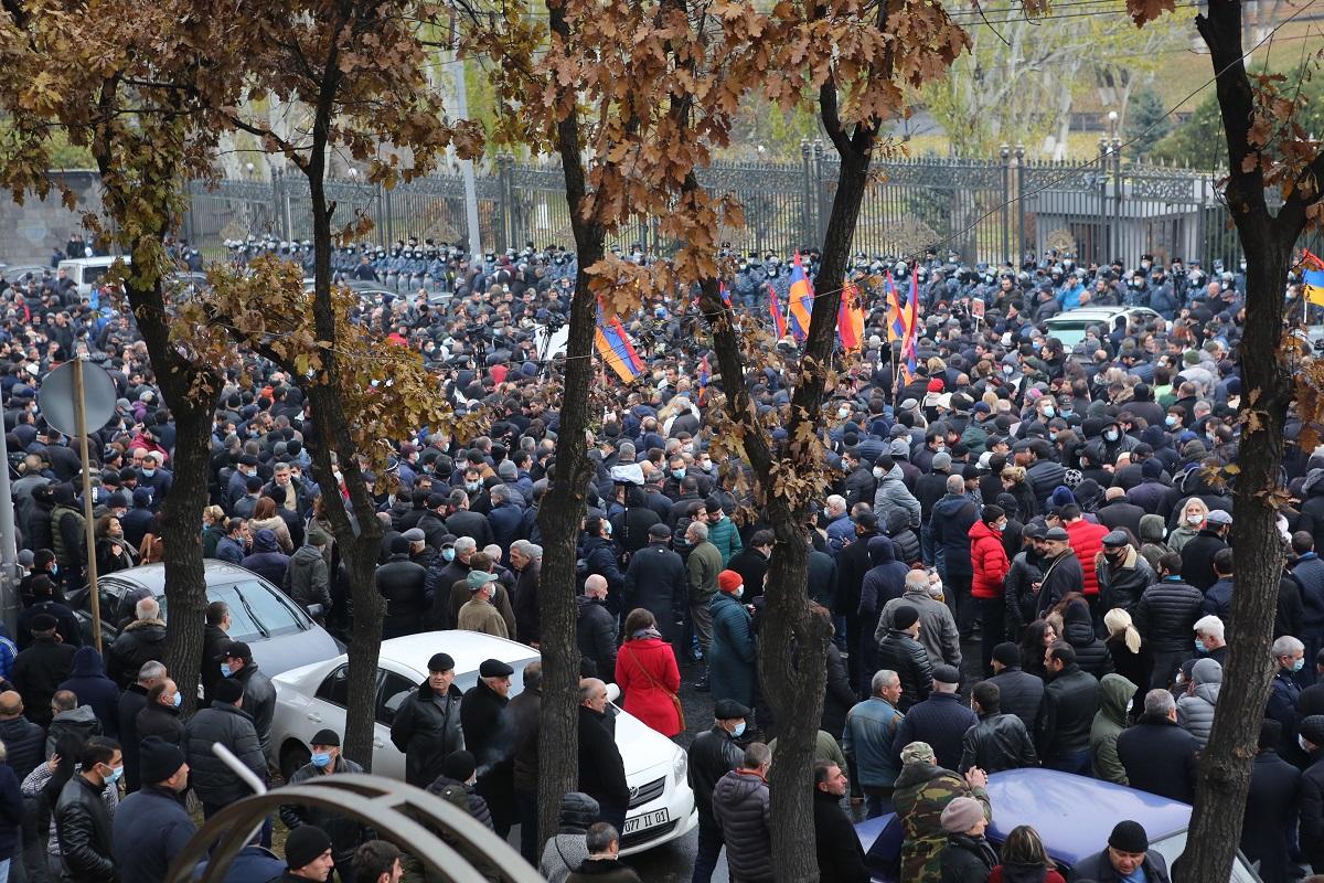 video, 2020, Armenia, notable events, coronavirus, pandemic, July war, Second Karabakh War, opposition demands, resignation of prime minister,