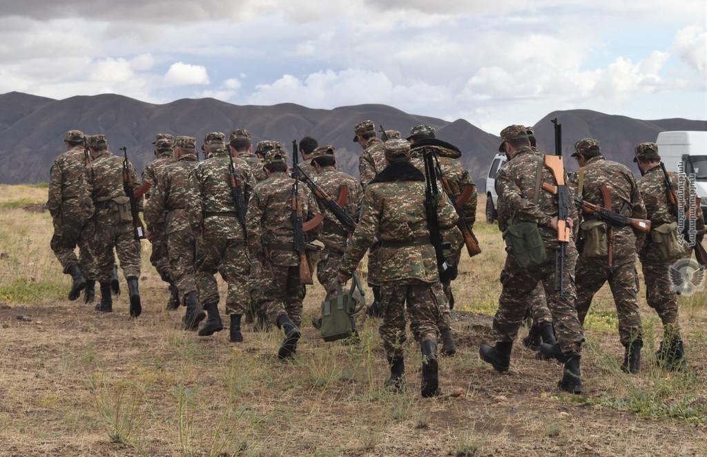 Armenia, Azerbaijan, Hadrut, Artsakh, Khtsaberd, Intaher Azerbaijani Armed Forces, attack of Armenian villages, Nagorno-Karabakh,