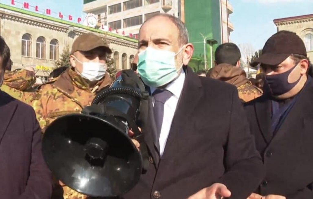 Nikol Pashinyan, Syunik, border delimitation and demarcation, Azerbaijan, surrender of territories, Prime Minister of Armenia,