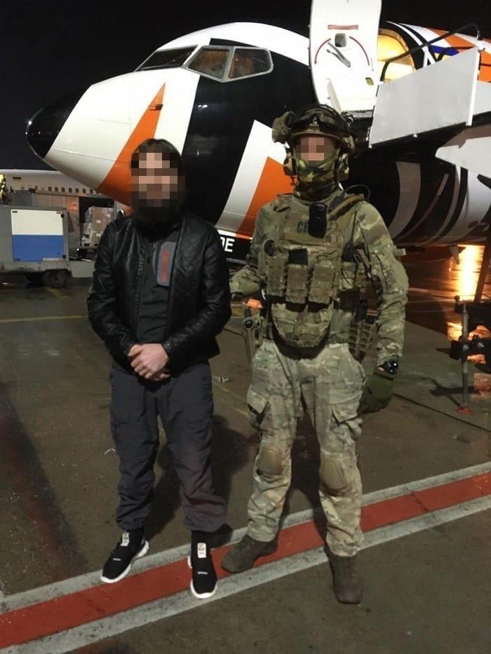 Боевики ИГИЛ в Грузии и Украине