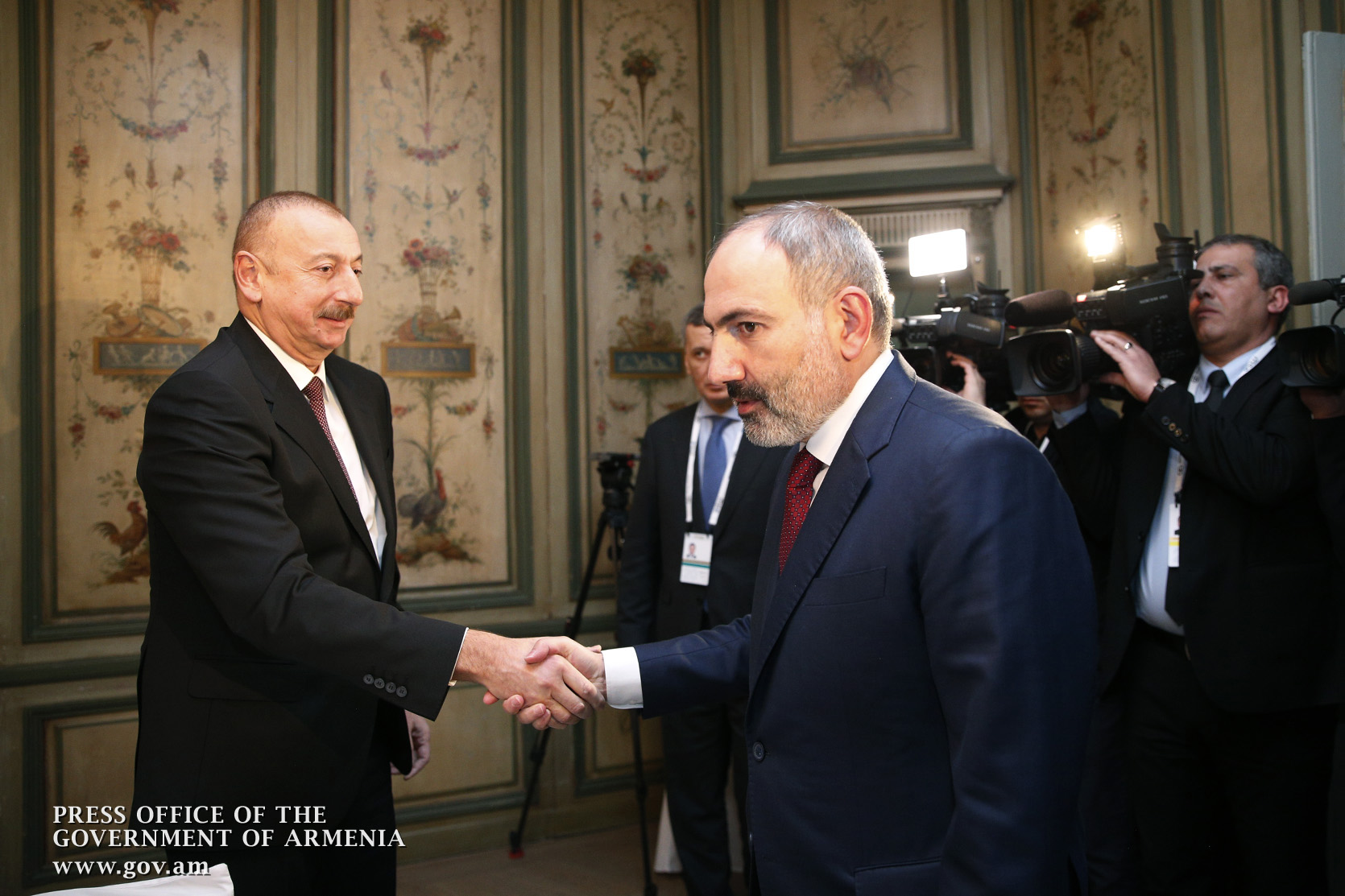 Nikol Pashinyan, news Armenia, Ilham Aliyev, Shurnukh, Syunik, Karabakh, meeting Pashinyan Aliyev,