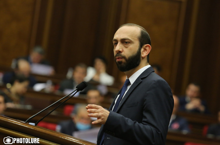Mikayel Minasyan, Speaker of the Armenian Parliament, Ararat Mirzoyan, news Armenia, Turkey, espionage, double agent,