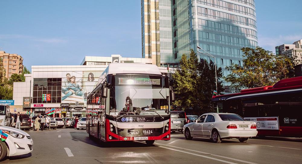 Транспортный коллапс в Баку